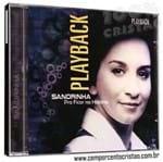 CD Sandrinha Pra Ficar na História (Play-Back)