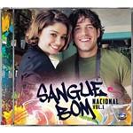 CD Sangue Bom - Nacional - Volume 1