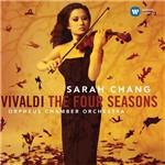 CD - Sarah Chang & Orpheus Chamber Orchestra: Vivaldi The 4 Seasons