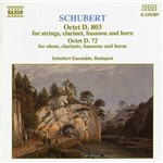 CD Schubert - Octets D72 803