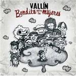 CD Sergio Vallin - Bendito Entre Las Mujeres