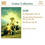CD Sor - 6 Bagatelles Op43