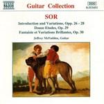 CD Sor - Introduction Variation Op26