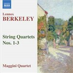 CD String Quartets Nos. 1-3 (Importado)