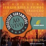 Cd Sucessos Sertanejos - ao Vivo