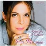 CD Sula Miranda Coração de Louvor (PlayBack)
