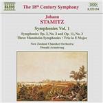 CD Symphonies Vol. 1 (Importado)