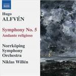 CD Symphony No. 5, Andante Religioso (Importado)