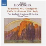 "CD Symphony No. 3 (""""Liturgique""""), Etc. (Importado)"