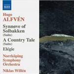 CD Synnøve Of Solbakken, a Country Tale, Elégie (Importado)