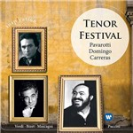 CD Tenor Festival - Pavarotti, Domingo & Carreras
