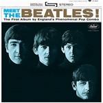 CD - The Beatles - Meet The Beatles