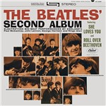 CD - The Beatles - Second Album