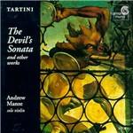 CD The Devil´s Sonata