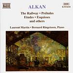CD The Railway And Other Piano Works (Importado)