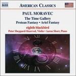 CD The Time Gallery, Protean Fantasy, Ariel Fanstasy (Importado)