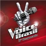 CD - The Voice Brasil 3ª Temporada