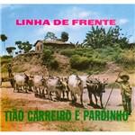 CD Tião Carreiro & Pardinho - Linha de Frente