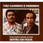 CD Tião Carreiro & Pardinho - Sertão em Festa