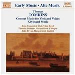 CD Tomkins - Consort Music
