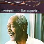 CD Toniquinho Batuqueiro - Memória do Samba Paulista
