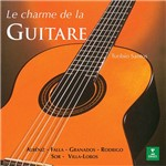CD - Turibio Santos - Le Charme de La Guitare