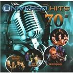 Cd Universo Hits 70s - Volume 1