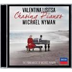CD - Valentina Lisitsa, Michael Nyman - Chasing Pianos