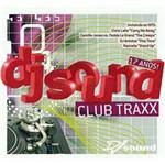 CD Vários - DJ Sound Club Traxx