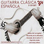 CD Vários - Guitarra Clásica Española (Digipack) (Importado)