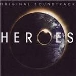 CD Vários - Heroes (Original Soundtrack)