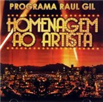 CD Vários - Homenagem ao Artista