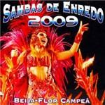 CD Vários - Sambas de Enredo 2009: Escolas de Samba do Rio