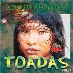CD Vários - Sons da Amazônia -Toadas Vol 1