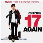 """CD Vários - Trilha Sonora do Filme """"""""17 Again"""""""" (17 Outra Vez)"""