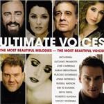 CD Vários - Ultimate Voices