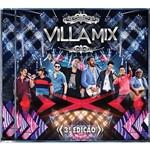CD - Villa Mix: 3ª Edição