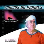 CD Vinícius de Moraes - Coleção Novo Millennium