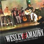 CD Wesley & Amaury: ao Vivo em São Paulo