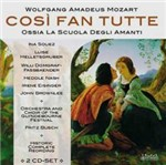 CD Wolfgang Amadeus Mozart - Cosi Fan Tutte (Duplo) (Importado)