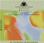 CD Wolfgang Amadeus Mozart / The Royal Philharmonic Orchestra - Piano Sonatas K.457, 570, 283 (Importado)