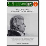 CD Wolfgang Amadeus Mozart