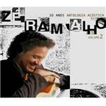 CD Zé Ramalho - Antologia Acústica Vol 2