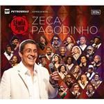 CD - Zeca Pagodinho - Sambabook (2 Discos)