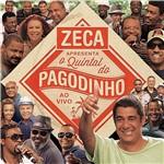 CD Zeca Pagodinho - Zeca Apresenta: o Quintal do Pagodinho