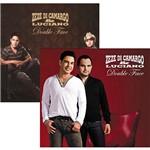 CD Zezé Di Camargo & Luciano - Double Face (Duplo)