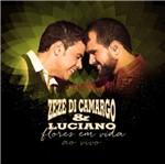 CD Zezé Di Camargo & Luciano - Flores em Vida: ao Vivo