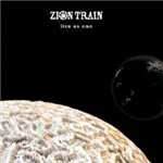 CD Zion Train - Love as One