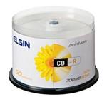 Cdr Gravável Printable Embalagem com 50 Unidades Elgin