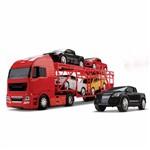 Cegonheira Diamond Truck com Pick Up C/ Fricção